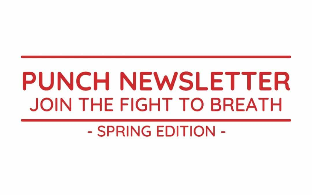 Punch – Join the fight to breathe – Spring Edition 2021